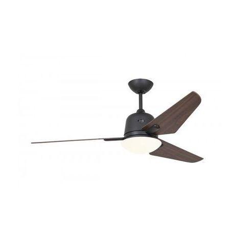 Ventilateur De Plafond Eco Aviatos 132cm Basalte Noyer Casafan