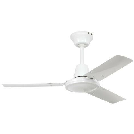 Ventilateur de plafond Tristar ll Blanc sans commande