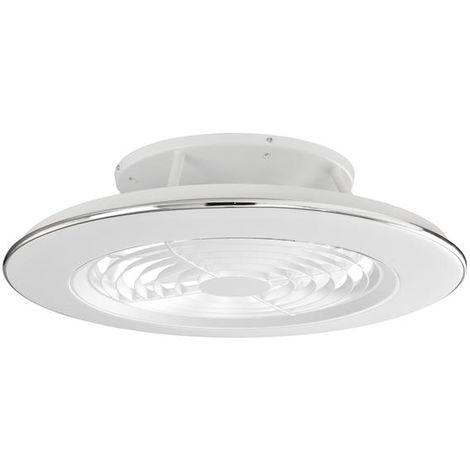 Ventilateur de plafond Mantra Alisio Blanc ABS 6705