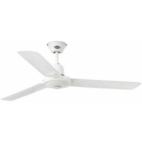 Ventilateur de plafond modèle-Eco-Blanc