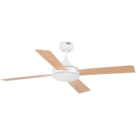 Ventilateur de plafond modèle-Mallorca-Brun