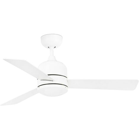 Ventilateur de plafond modèle OBOE-Blanc