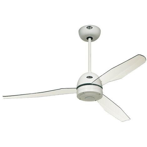 Ventilateur de plafond Libelle Blanc sans commande