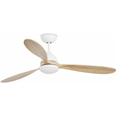 """main image of """"Ventilateur de plafond Poros DC 132 cm avec LED"""""""