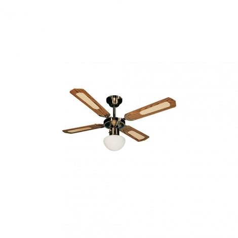 Ventilateur de plafond50 W - Fartools BALI
