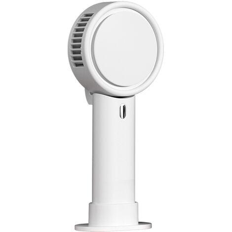 Ventilateur De Poche Usb Mini Ventilateur Portable Rechargeable 3 Vitesse Bureau Personnel Ventilateur De Table