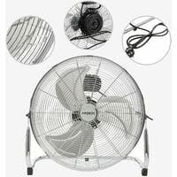 Ventilateur de sol 18 120 W