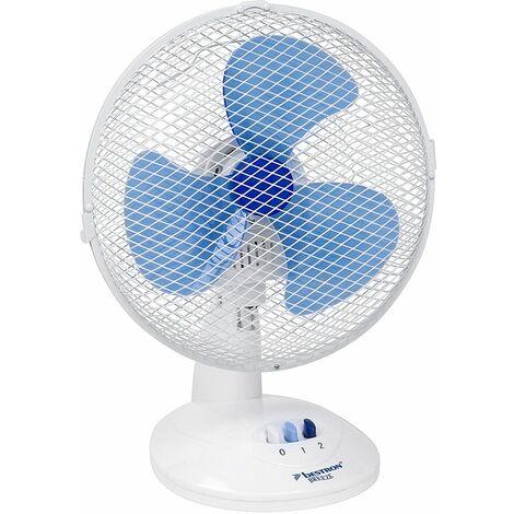 ventilateur de table 27cm 30w blanc - ddf27w - bestron