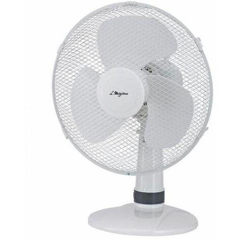 Ventilateur de table 30 cm, 40 w Mezieres