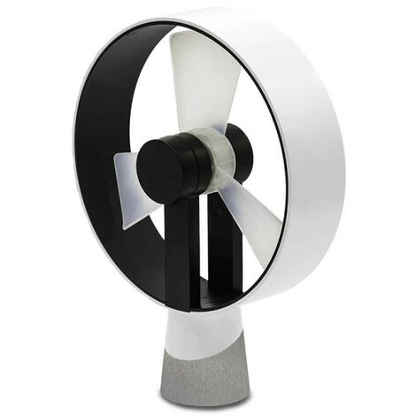 Ventilateur de table AIRAIN Blanc