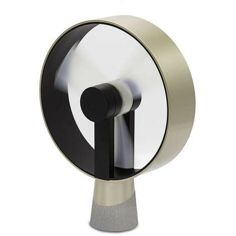 Ventilateur de table AIRAIN Champagne