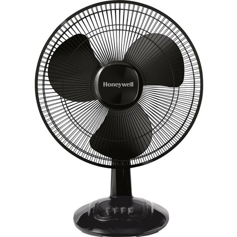 Ventilateur de table Honeywell AIDC HTF1220BE4 (Ø x h) 360 mm x 200 mm noir 1 pc(s)
