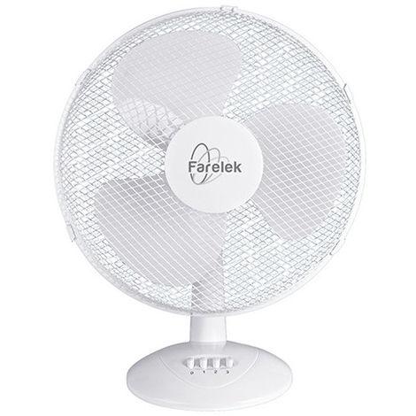 Ventilateur de table oscillant Farelek