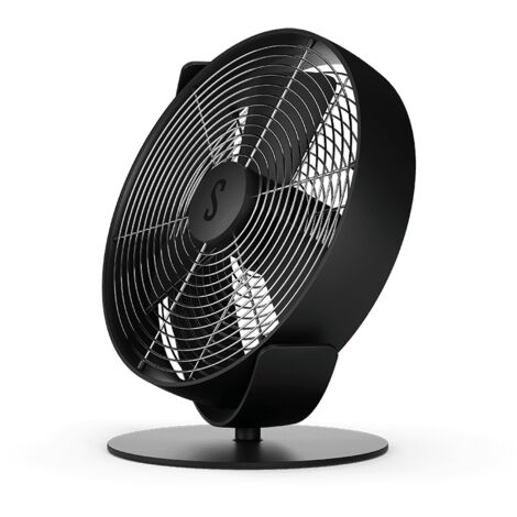 Ventilateur de table TIM Noir