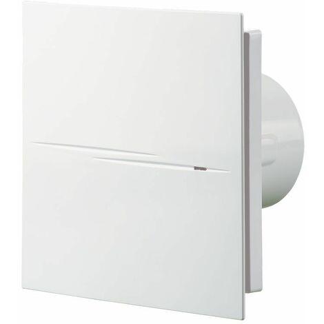 Ventilateur d´évacuation d´air Sileo Design avec capteur d´humidité