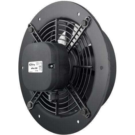 Ventilateur d'extracteur de mur de ventilation de puissance efficace de haute qualité de 300mm