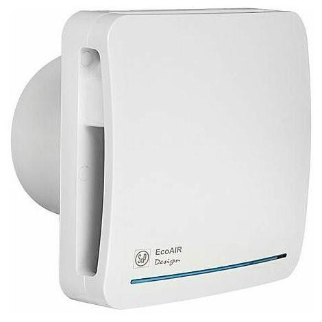 Ventilateur d'habitation S+P Ecoair HLC ECOWATT