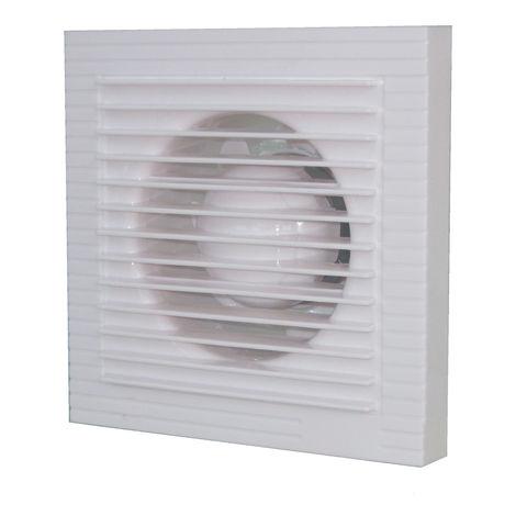 Ventilateur en plastique moul blanc de 4 pouces
