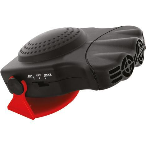 Ventilateur avec chauffage 12V - 150W