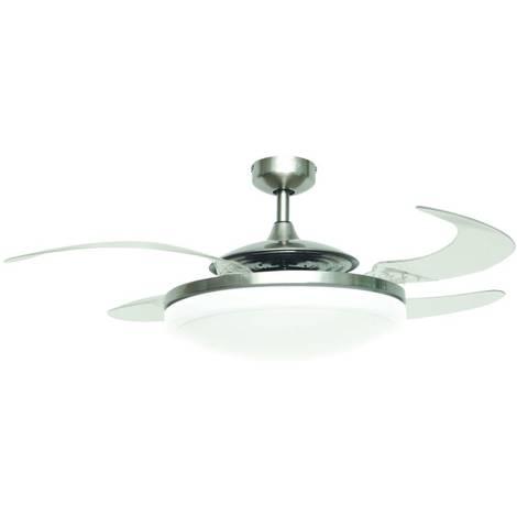 Ventilateur et Lampe Plafond Design Evo2 Fanaway 210931