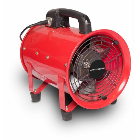 Ventilateur extracteur mobile 200 mm - 250 W MW-Tools MV200