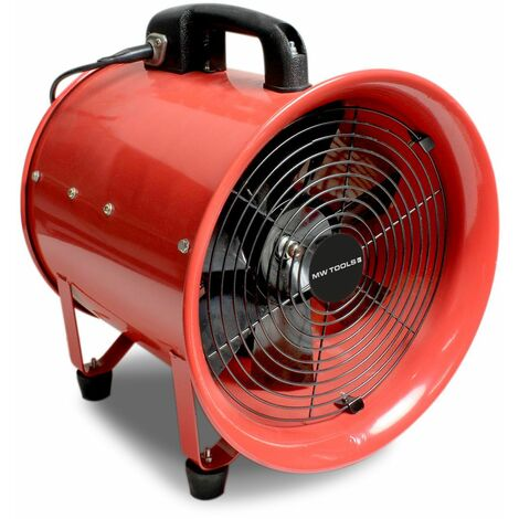 Ventilateur extracteur mobile 300 mm - 500 W MW-Tools MV300