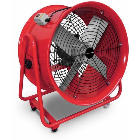 Ventilateur extracteur mobile 400mm - 550W MW-Tools MV400R