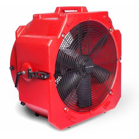 Ventilateur mobile 2 vitesses 500 mm MW-Tools MV500PPL