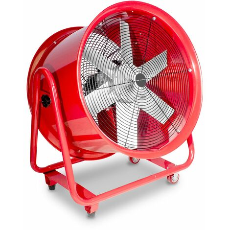 Ventilateur extracteur mobile 600mm - 2200W 380V MW-Tools MV600R3