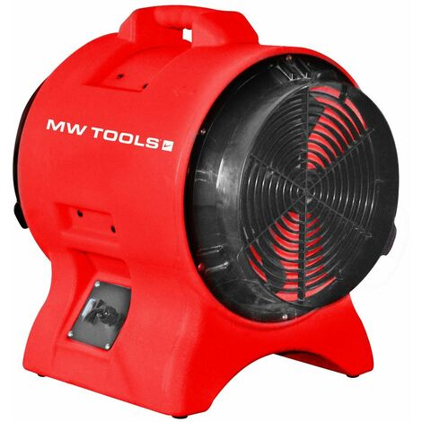 Ventilateur extracteur portable 200 mm - 250 W MW-Tools MV200PP