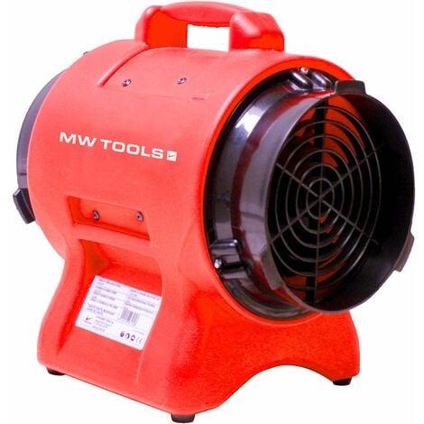 Ventilateur extracteur portable 200 mm - 250 W MW-Tools MV200PP