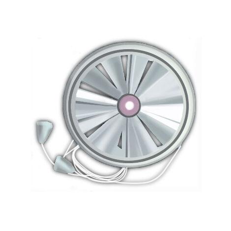 Ventilateur-Hélice pour fenêtre fermeture à distance Ø160 - First Plast