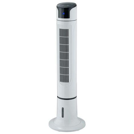 "main image of ""Ventilateur / humidificateur design Trio Andreas Blanc Plastique R039-01"""