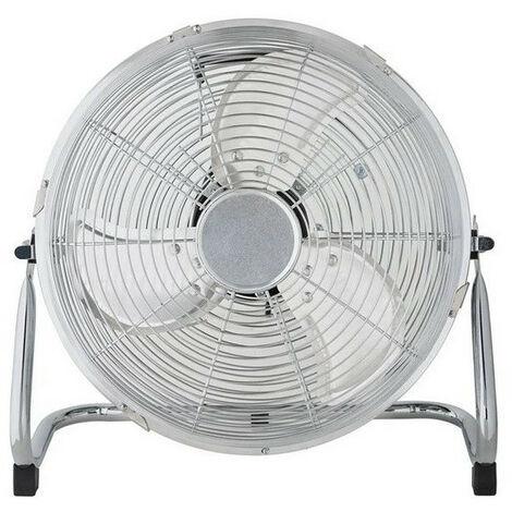 Ventilateur industriel 45W chromé