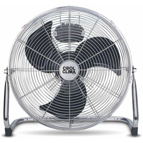 Ventilateur métallique 100W 40CM - Cool Clima