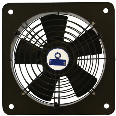 Ventilateur Mural Axial 250 mm1770 m³/h 230V