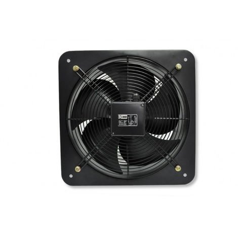 Ventilateur Mural Axial 400mm 4500 m³/h 230 V