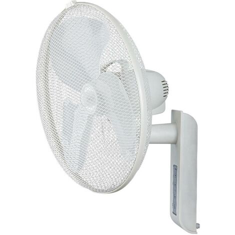 Ventilateur mural CasaFan Greyhound WV 45 FB LG 304522 Puissance: 50 W