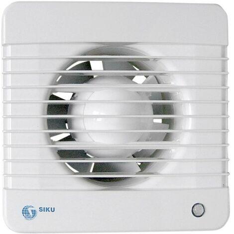 Ventilateur mural et de plafond SIKU ML 100 27514 230 V 98 m³/h 10 cm 1 pc(s)