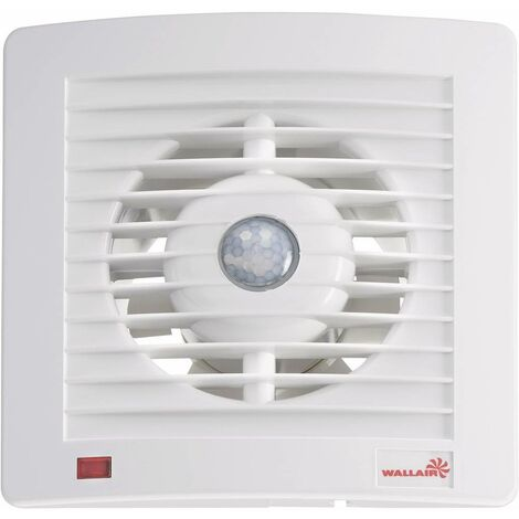 Ventilateur mural et de plafond Wallair W-Style 100 20110604 230 V 95 m³/h 10 cm 1 pc(s)