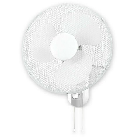 Ventilateur Mural Star Wall Fan 40 cm 50W oscillant - Advanced Star