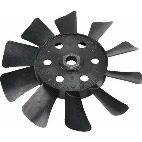 Ventilateur noir TUFF-TORQ 1A646083070
