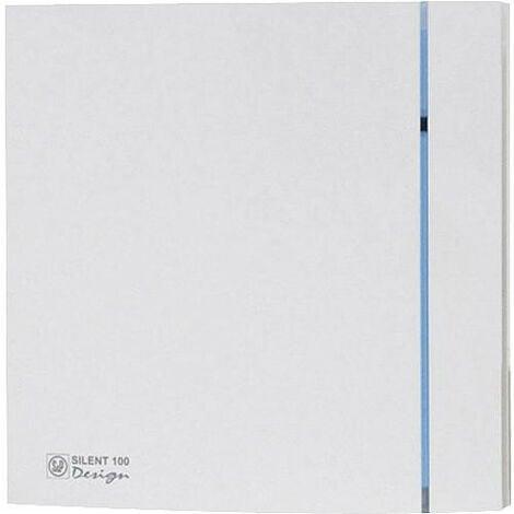Ventilateur petit volume S+P Silent-100 Design CHZ