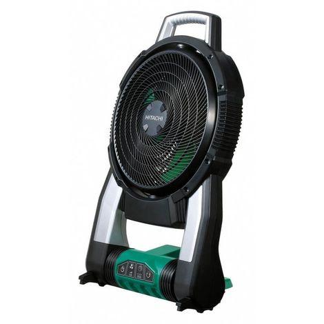 Ventilateur pivotant 14,4-18V et secteur (Produit seul) - HIKOKI UF18DSAL