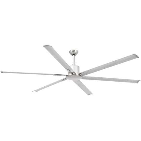 Ventilateur Plafonnier Andros Nickel Mat FARO 33465