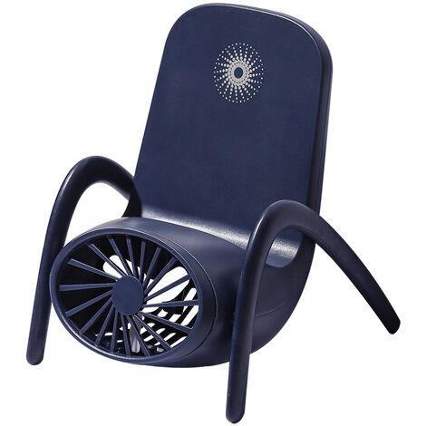 """main image of """"Ventilateur Portable avec Lumière LED, Ventilateur USB , Ventilateur de Bureau avec Crochet Rechargeable Silencieux, Trois Vitesses du Réglable pour Bureau et Activités en Plein Air"""""""