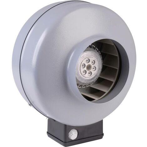 Ventilateur radial Wallair 20100281 230 V 218 m³/h 12.5 cm 1 pc(s)