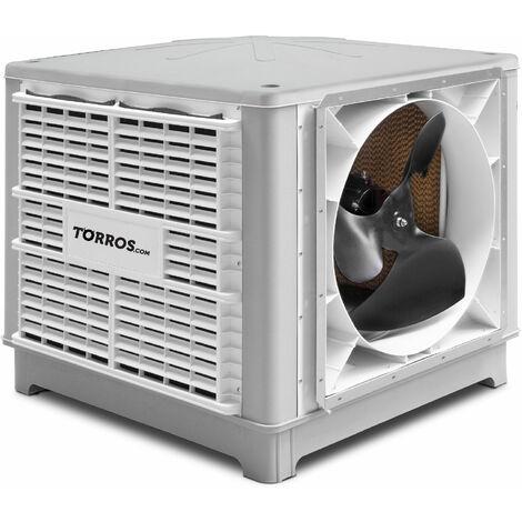 Ventilateur rafraichisseur d'air industriel 18000 m³/h fixe MW-Tools BVK1800SH