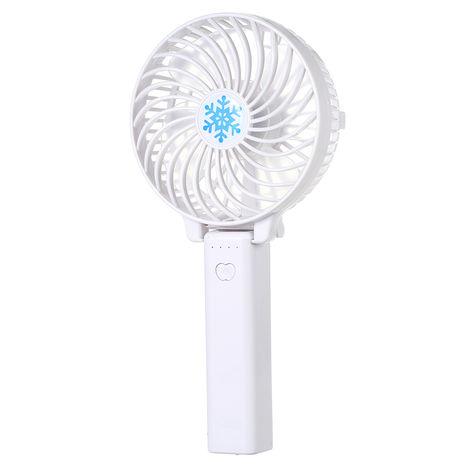 Ventilateur Rechargeable Usb, Pliable