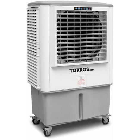 Ventilateur refroidisseur 18000 m³/h vitesse variable MW-Tools BVK1800P